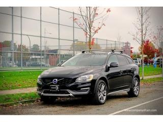 Used 2016 Volvo V60 Cross Country T5 Premier for sale in Vancouver, BC