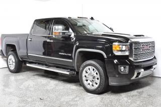 Used 2018 GMC Sierra 2500 Denali for sale in Drummondville, QC