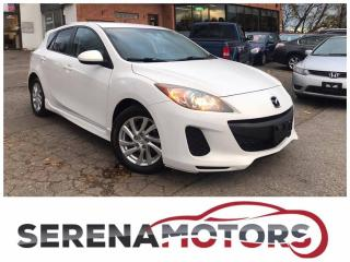 Used 2012 Mazda MAZDA3 GS-SKY   HEATED SEATS   BLUETOOTH   NO ACCIDENTS for sale in Mississauga, ON