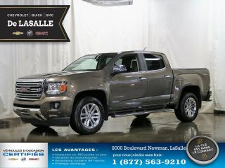 Used 2016 GMC Canyon Slt Awd for sale in Lasalle, QC