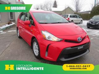 Used 2015 Toyota Prius V TOURING+TECH AUT for sale in St-Léonard, QC