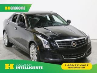 Used 2013 Cadillac ATS LUXURY AWD CUIR TOIT for sale in St-Léonard, QC