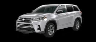 New 2019 Toyota Highlander LE for sale in Renfrew, ON