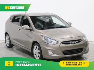 Used 2013 Hyundai Accent GLS A/C GR ELECT for sale in St-Léonard, QC