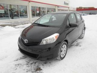 Used 2014 Toyota Yaris HB LE for sale in Matane, QC