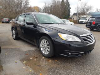 Used 2012 Chrysler 200 Touring for sale in Orillia, ON