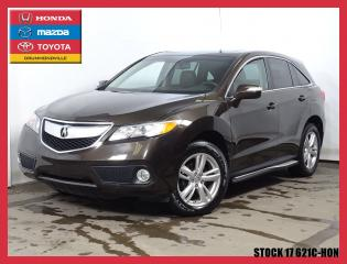 Used 2014 Acura RDX for sale in Drummondville, QC