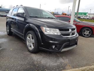 Used 2012 Dodge Journey SXT for sale in Orillia, ON