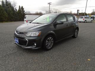 Used 2018 Chevrolet Sonic LT RS for sale in Beaverton, ON
