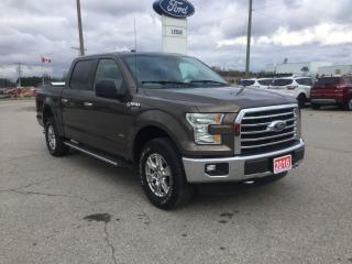Used 2016 Ford F-150 XTR | 4X4 | One Owner | Rear View Camera for sale in Harriston, ON