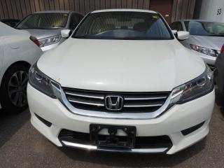 Used 2014 Honda Accord BACK UP CAMERA, HEATED SEATS, ALLOYS for sale in Mississauga, ON