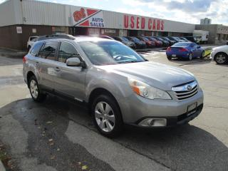 Used 2010 Subaru Outback 3.6R w/Limited Pkg~CERTIFIED for sale in Toronto, ON