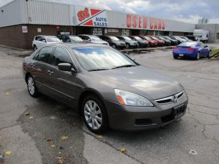 Used 2006 Honda Accord SE V6 for sale in Toronto, ON