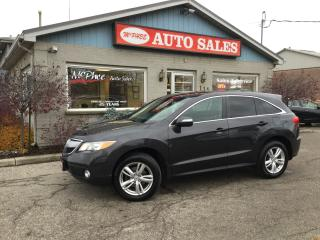 Used 2014 Acura RDX AT AWD for sale in London, ON