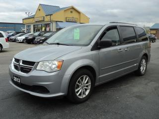 Used 2013 Dodge Grand Caravan SE Stow-N-Go 3.6L 7Pass for sale in Brantford, ON