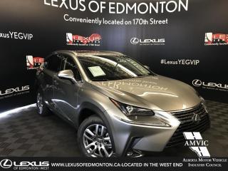 New 2019 Lexus NX 300 Premium Package for sale in Edmonton, AB
