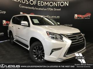 New 2019 Lexus GS 460 Executive Package for sale in Edmonton, AB