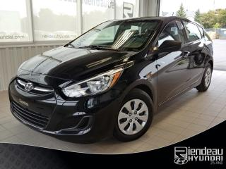 Used 2016 Hyundai Accent Gl + A/c + Bluetooth for sale in Ste-Julie, QC