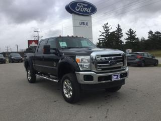 Used 2012 Ford F-250 Lariat | 4X4 | One Owner | Heated/Cooled Seats for sale in Harriston, ON