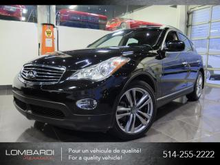 Used 2015 Infiniti QX50 AWD|BOSE|MAGS19'|NAVI|360CAM| for sale in Montréal, QC