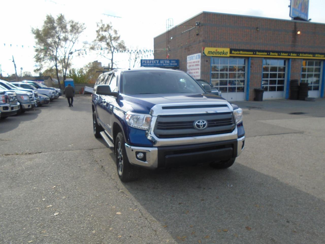 2015 Toyota Tundra SR5 TRD 4x4