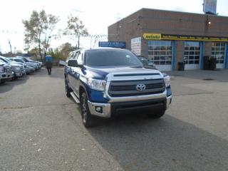Used 2015 Toyota Tundra SR5 TRD 4x4 for sale in North York, ON
