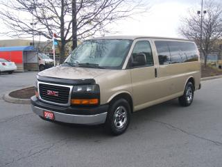 Used 2007 Chevrolet Express ALL WHEEL DRIVE 8 PASSENGER for sale in York, ON
