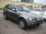 Photo of Grey 2010 BMW X3