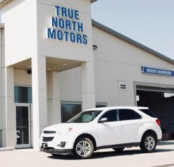 Used 2014 Chevrolet Equinox LS AWD for sale in Selkirk, MB