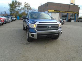 Used 2014 Toyota Tundra SR5 REG CAB LONG BOX 2WD for sale in North York, ON