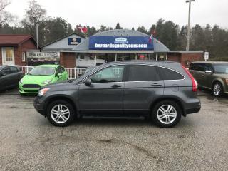 Used 2011 Honda CR-V EX-L for sale in Flesherton, ON