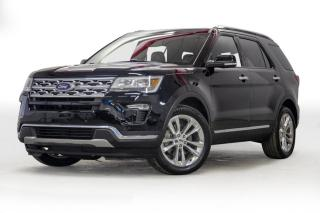 Used 2018 Ford Explorer 4 roues motrices - Limited for sale in Montréal, QC