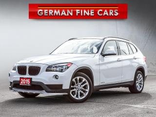 Used 2015 BMW X1 BLACK FRIDAY DEALS STARTING NOW! for sale in Bolton, ON