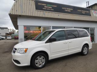Used 2012 Dodge Grand Caravan FULL STOW AND GO,7PASSENGERS for sale in Mississauga, ON