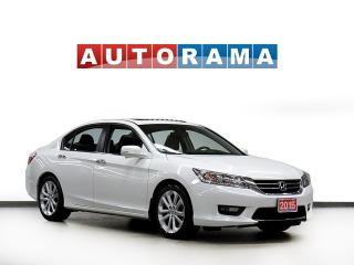Used 2015 Honda Accord TOURING PKG NAVI LEATHER SUNROOF BACK UP CAM for sale in Toronto, ON