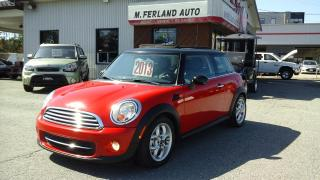 Used 2013 MINI Cooper Coupé 2 portes Knightsbridge Classic for sale in Sherbrooke, QC