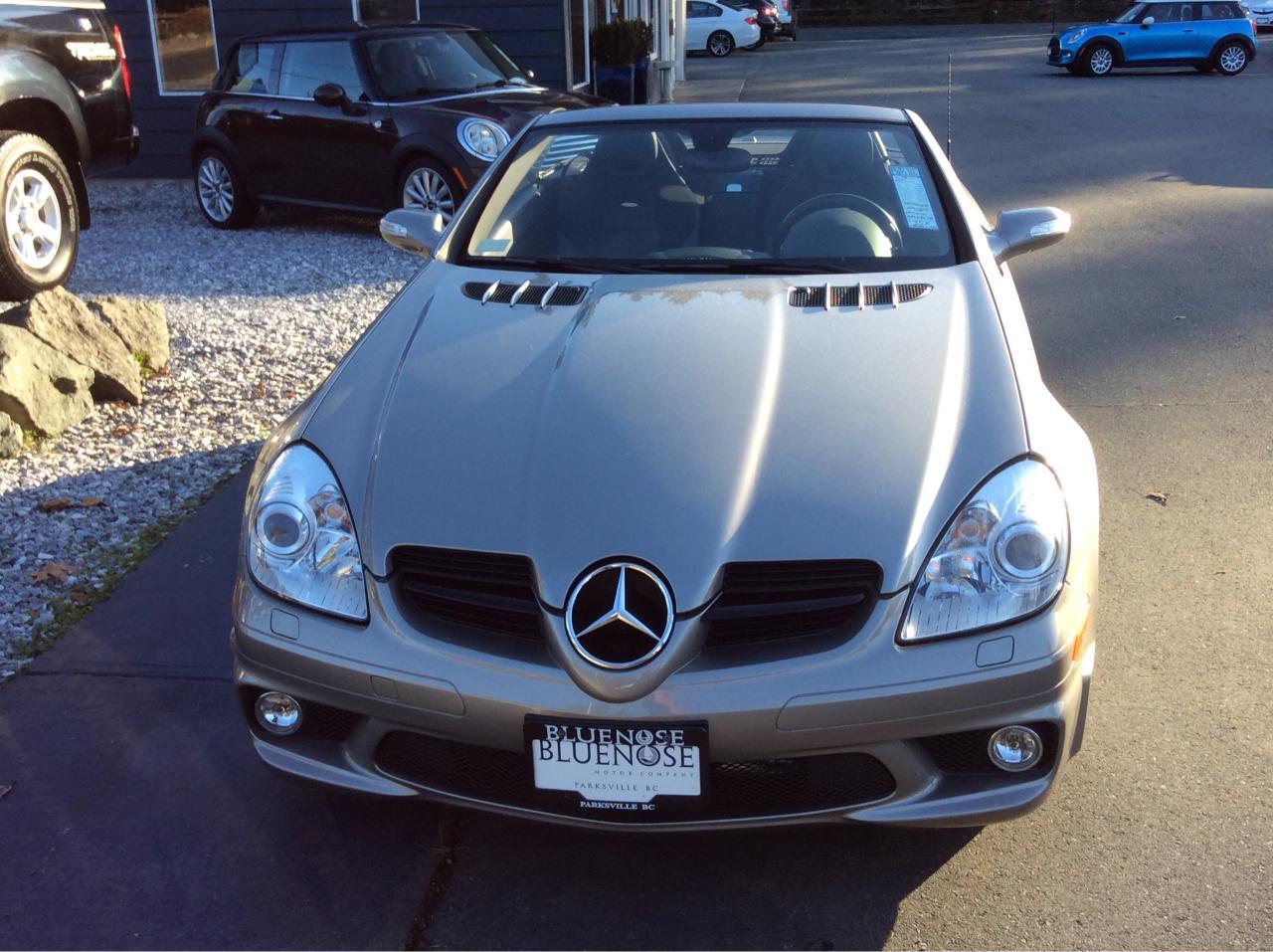 2008 Mercedes-Benz SLK 55