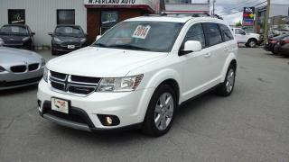 Used 2014 Dodge Journey Sxt Ltd,7 Passagers for sale in Sherbrooke, QC
