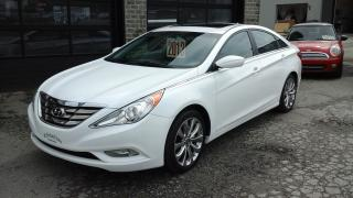 Used 2013 Hyundai Sonata Ltd, Toit Et Cuir for sale in Sherbrooke, QC