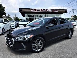 Used 2017 Hyundai Elantra GL|CLEANCARPROOF|REARVIEW|ALLOYS| for sale in Mississauga, ON