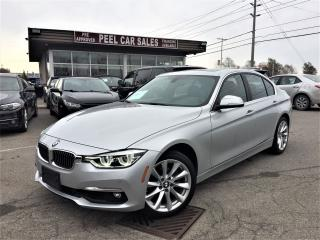 Used 2016 BMW 3 Series 328i xDrive|NAVI|SUNROOF| for sale in Mississauga, ON