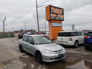 Used 2004 Honda Civic SE***AUTOMATIC**ONLY 166KMS**AS IS SPECIAL for sale in London, ON