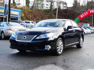 Used 2011 Lexus ES 350 Base for sale in Coquitlam, BC