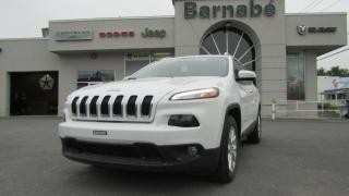 Used 2018 Jeep Cherokee Ensemble temps froid + camera de recul + for sale in Napierville, QC