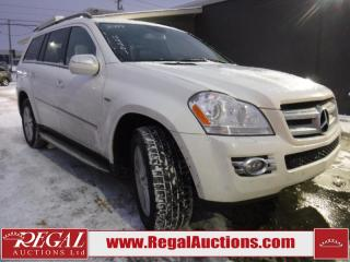 Used 2009 Mercedes-Benz GL320 GL-CLASS 4D Utility CDI 4WD for sale in Calgary, AB