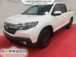 Used 2017 Honda Ridgeline SPORT for sale in Cowansville, QC