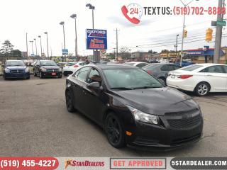 Used 2014 Chevrolet Cruze Diesel | NAV | LEATHER | ROOF | CAM for sale in London, ON