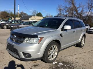 Used 2012 Dodge Journey R/T R/T for sale in London, ON