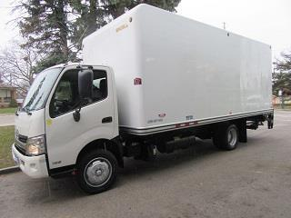 Used 2017 Hino 195 for sale in Richmond Hill, ON