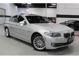 Used 2012 BMW 535xi NAVIGATION   BACKUP CAMERA for sale in Vaughan, ON